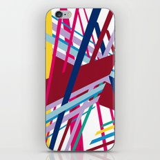 metro1 iPhone & iPod Skin