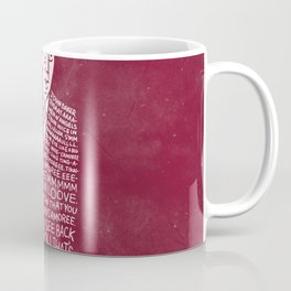 My Name is John Daker Coffee Mug