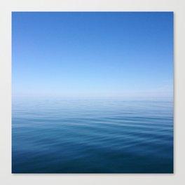 Sea of Blue Canvas Print