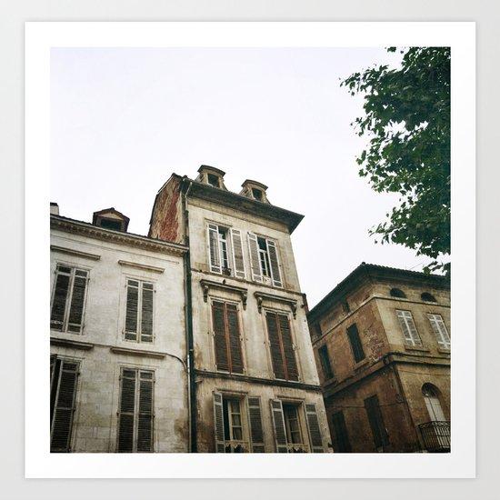 Bergerac Art Print