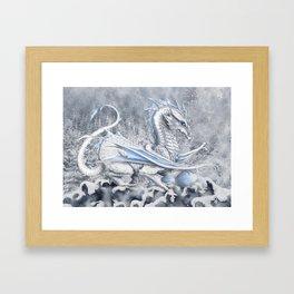 Winter's Promise Framed Art Print