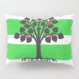 Be Greener Pillow Sham