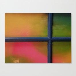 Sherbert Canvas Print