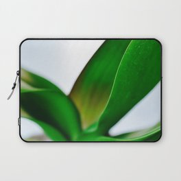 Orchid leaves Laptop Sleeve