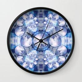 Resinate Mandala Wall Clock
