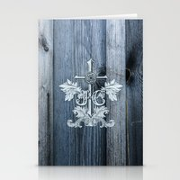 christ Stationery Cards featuring Jesus Christ by biblebox