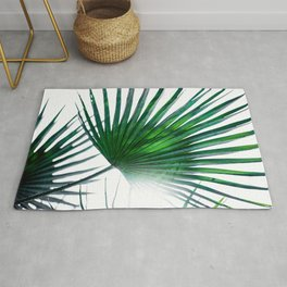 Palm Leaves 19 Rug