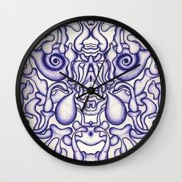 Mind-Brain Wall Clock