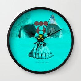Fokushima mon amour · Strahlende Zukunftsaussichten Wall Clock