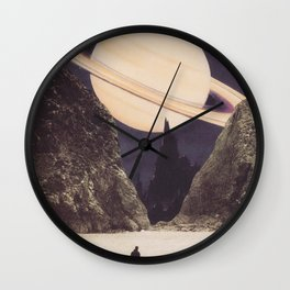'Envisage Heliocentric' Wall Clock