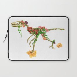 Raptor Orchid Garden Laptop Sleeve