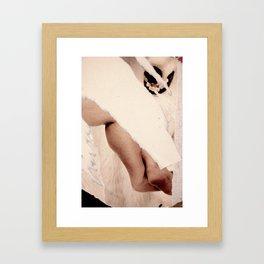 Bear&life Framed Art Print