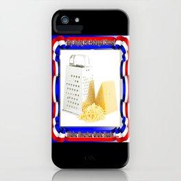 Grate America iPhone Case