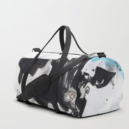 Cow Mommy Duffle Bag