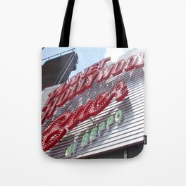 Welcome to the Big City Tote Bag