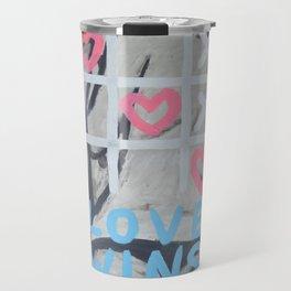 Nothing beats love...!!! Travel Mug