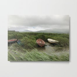 Lough Gill,Dingle Peninsula,Ireland Metal Print