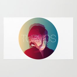 Turvos - Our Homemade Music Band Rug