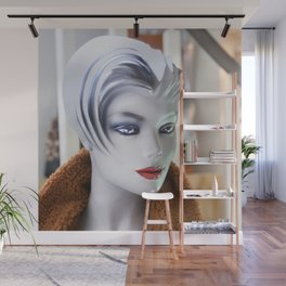 Mannequin 74 Wall Mural