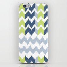 Modern Ikat iPhone & iPod Skin