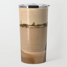 Pearl Harbor Memorial Anchor Travel Mug