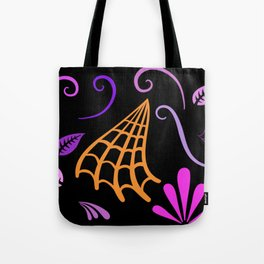 Halloween Nights Created By Kat Co Tote Bag