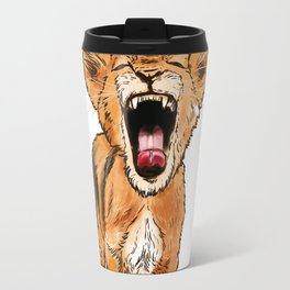 Free the Tiger in You Travel Mug