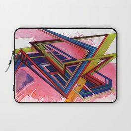 Spatial Tactic 1 Laptop Sleeve