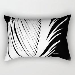 Tropic Lunar Nights Rectangular Pillow