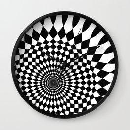 Wonderland Floor #5 Wall Clock