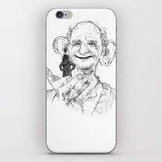 BFG iPhone & iPod Skin