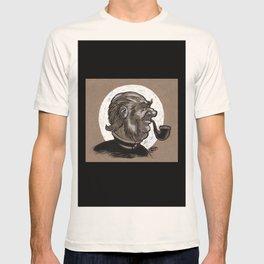 Victorian Profile_3 T-shirt