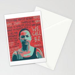 Emma Gonzalez. Stationery Cards