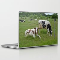 wisconsin Laptop & iPad Skins featuring Wisconsin Life by Teresa Young