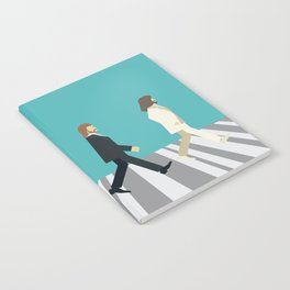 The tiny Abbey Road Notebook