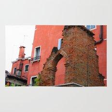 Venice Architecture Rug