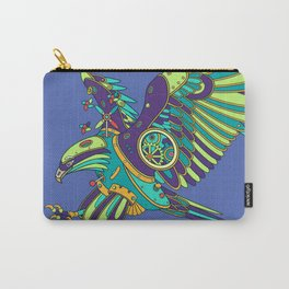 Eagle, cool wall art for kids and adults alike Carry-All Pouch