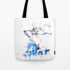 Elk's Whisper II Tote Bag