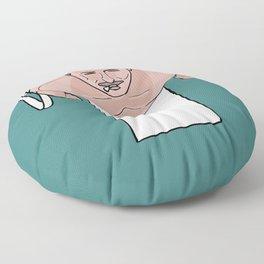 Herman Blume (Bill Murray) on Diving Board (Rushmore) Floor Pillow