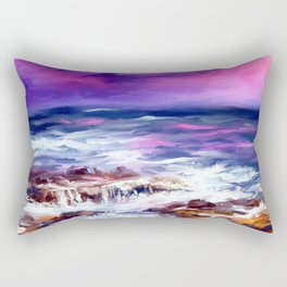 After storm Rectangular Pillow