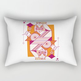 Delirium Queen of Diamonds Rectangular Pillow