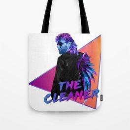 Kenny Omega polygonal Tote Bag