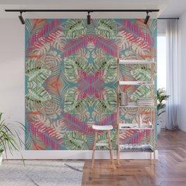 Summer Jungle Love Wall Mural