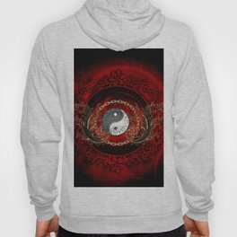 The sign ying and yang Hoody