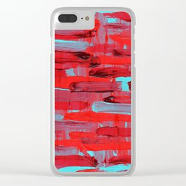 Ares Clear iPhone Case