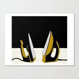 Ion Canvas Print
