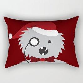 Yeti-nother Christmas Rectangular Pillow
