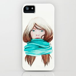 Elly iPhone Case