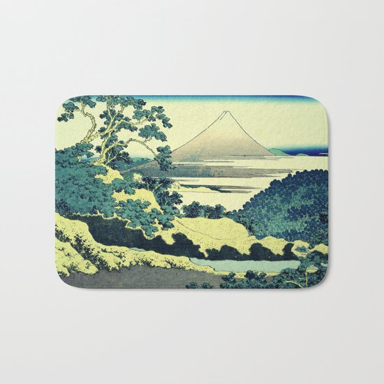Crossing at Kina Bath Mat