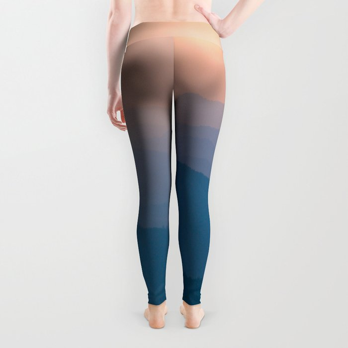 Complementary Mountains Leggings
